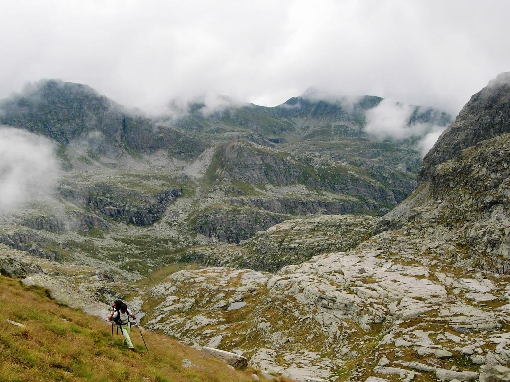 L'alto Vallone di Vassola
