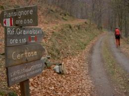 Sentiero degli Orridi