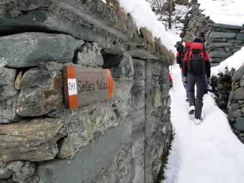 Sentiero Natura ValServin