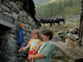 Alpe d'Attia