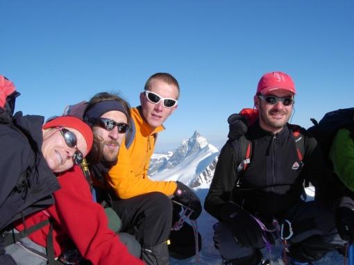 Cri, Andrea, Diego e Beppe