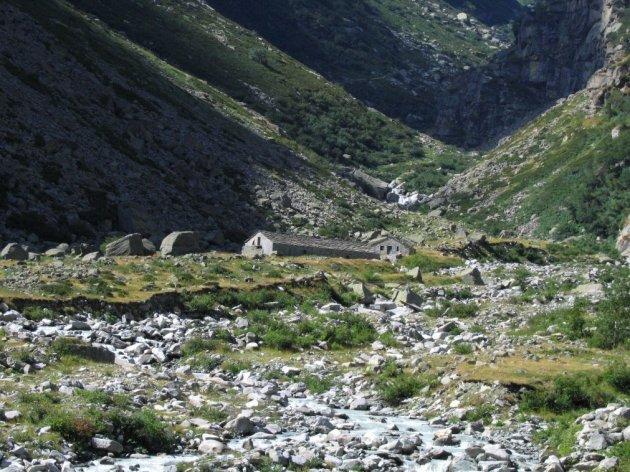 L'Alpe Balma Massiet, vallone di Sea