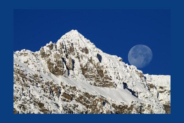 alba alla Rocca Bernauda -gruppo Re Magi