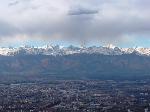 La cerchia delle Alpi