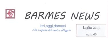 Barmes News
