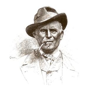 Antonio Castagneri detto Tòni dìi Toùni (1845-1890) ritratto di Gigi Chessa