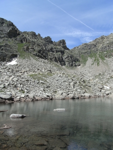 Lago del Seone sup.