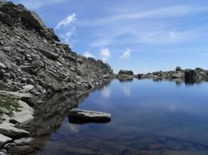 Lago di Seone inferiore (2520 m)