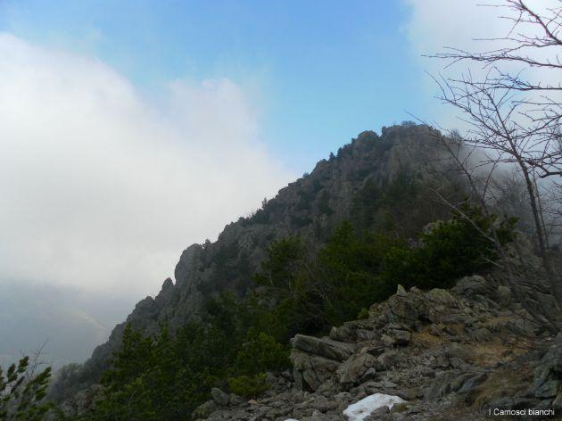 fra roccette e pietraie