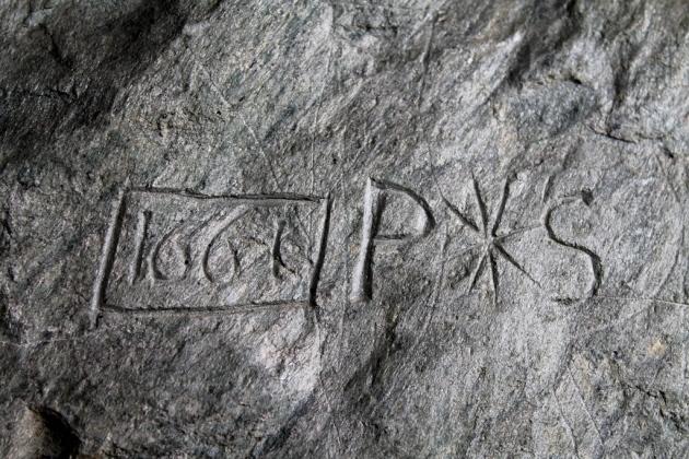 Iscrizione sulla Tchavàna
