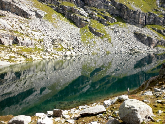 Gran Lago d'Unghiasse