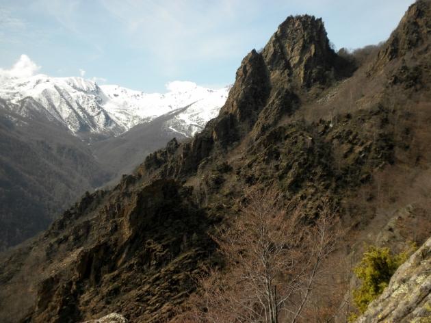 Panorama verso Est