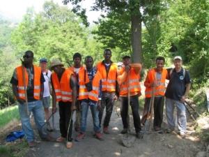 volontari extracomunitari giugno 2015
