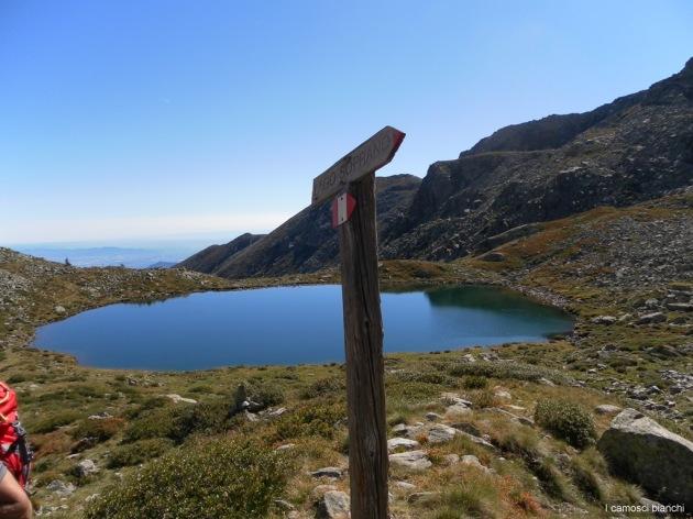 Lago Sottano (2102 m)