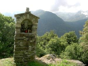 Pilone votivo-Pian Attia (1382 m)